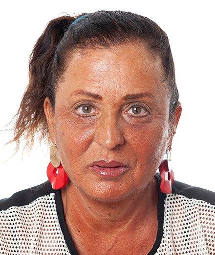 TV-Starseherin Ayse Atik